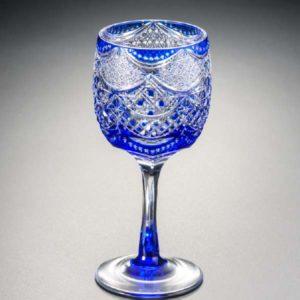 ワイングラス カーテンコール 瑠璃