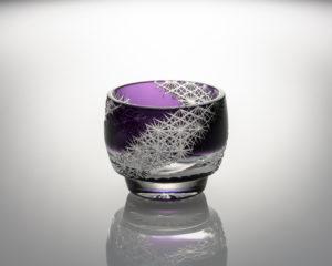 猪口 光る宙 紫