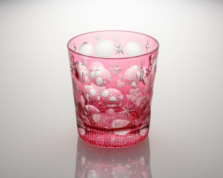 オールド 桜万華鏡 金赤