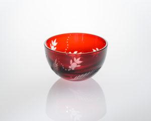 平盃 金魚 赤