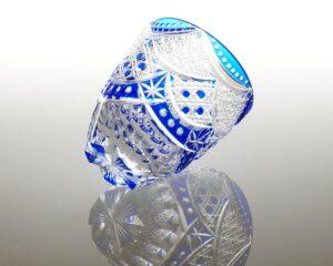 フリーグラス カーテンコール 瑠璃
